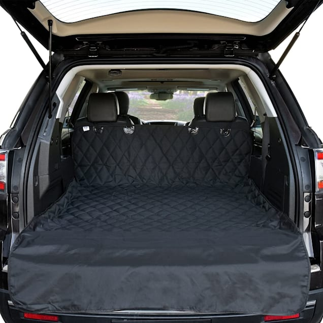 """Arf Pets SUV Cargo Liner Cover, 81.5"""" L X 54.5"""" W - Carousel image #1"""