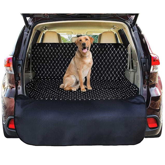 """Arf Pets Pawple Pets Auto Cargo Liner Cover, 82"""" L X 55"""" W - Carousel image #1"""
