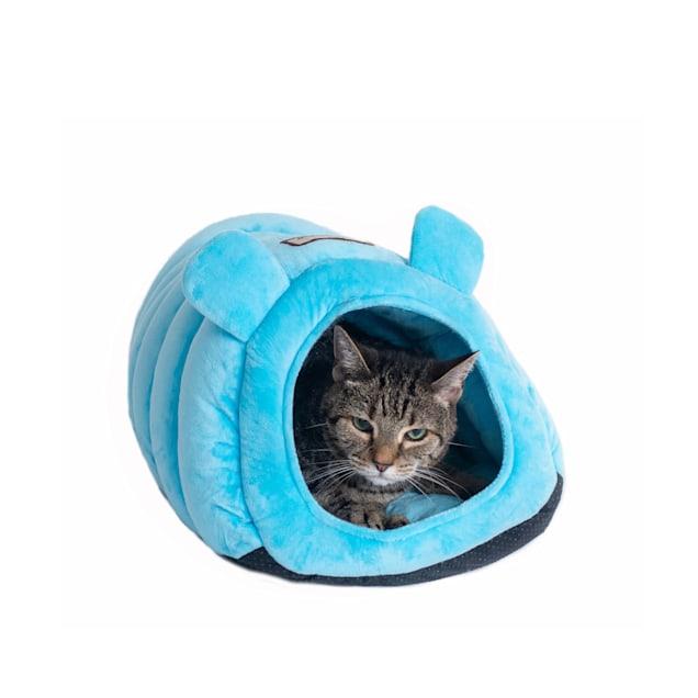 "Armarkat Tube Shape Model C90CTL Cat Bed, 20"" L X 14"" W X 11"" H - Carousel image #1"