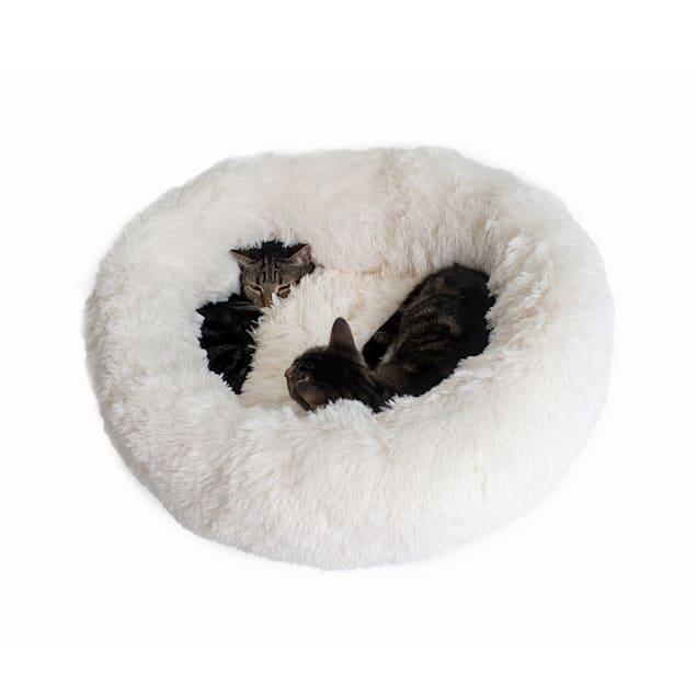 "Armarkat Ultra Plush and Soft Cuddler Model C70NBS-M Pet Bed, 28"" L X 28"" W X 9"" H - Carousel image #1"