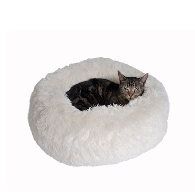 "Armarkat Ultra Plush and Soft Cuddler Model C70NBS-S Pet Bed, 22"" L X 22"" W X 8"" H - Carousel image #1"