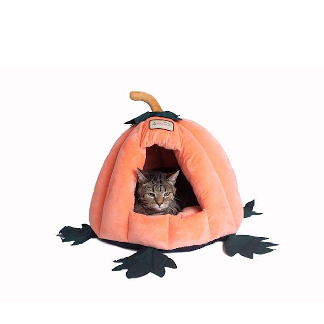"Armarkat Pumpkin Shape Model C85CCS Cat Bed, 20"" L X 20"" W X 16"" H - Carousel image #1"