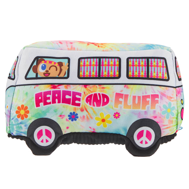 BARK Woofswaggin Bus Dog Toy, Medium - Carousel image #1