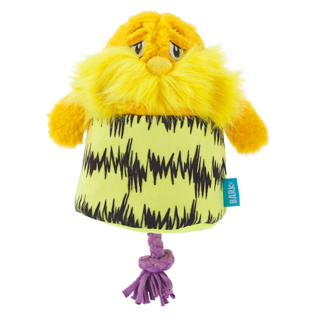 BARK I Squeak For The Trees Dog Toy, Medium - Carousel image #1
