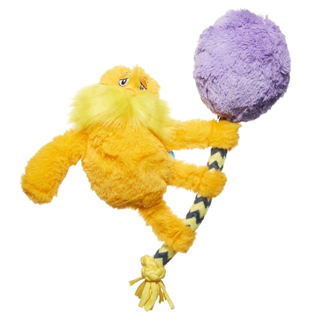 BARK Squeaker For Truffula Trees Dog Toy, Small/Medium - Carousel image #1