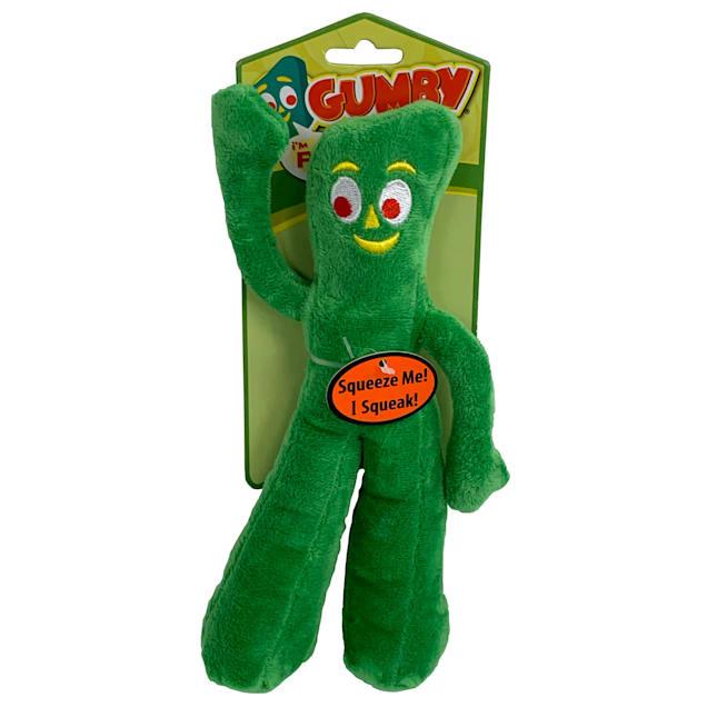 Multipet Gumby Plush Doy Toy, Medium - Carousel image #1