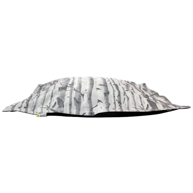 """Be One Breed Cloud Pillow Birch Wood Pet Bed, 32"""" L X 28"""" W - Carousel image #1"""