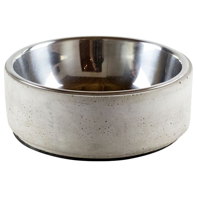 Be One Breed Concrete Pet Bowl, 1 Cup - Carousel image #1
