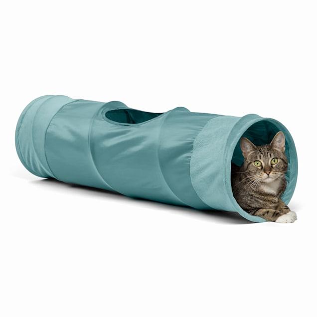 """Best Friends by Sheri Tide Cat Tunnel, 36"""" L X 10"""" W X 10"""" H - Carousel image #1"""