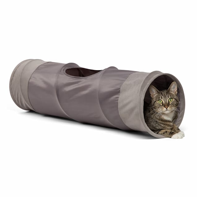 "Best Friends by Sheri Gray Cat Tunnel, 36"" L X 10"" W X 10"" H - Carousel image #1"