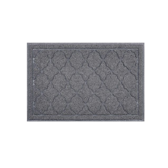 """UniPaws Cat Litter Scatter Control Trapper Mat, 35"""" L X 24"""" W X 0.4"""" H - Carousel image #1"""