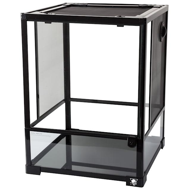 "T-Rex Single Door Glass Terrarium, 18"" L X 18"" W X 24"" H - Carousel image #1"