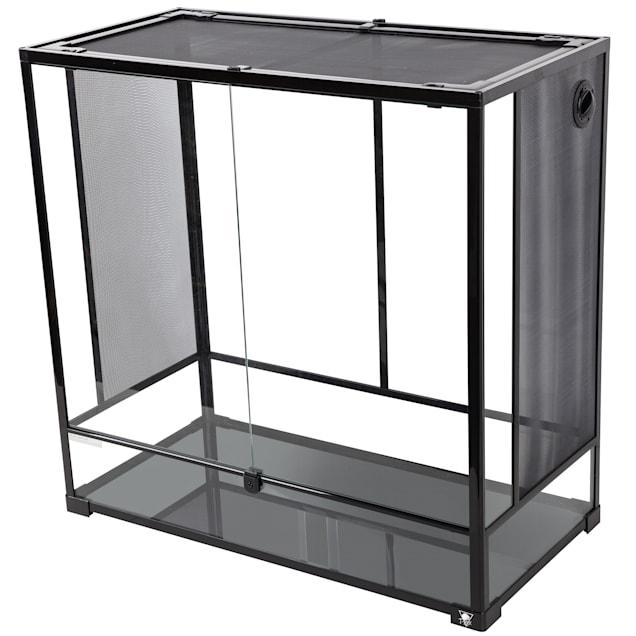 "T-Rex Double Door Glass Terrarium, 36"" L X 18"" W X 36"" H - Carousel image #1"
