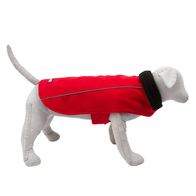 KONG Reversible Fleece Dog Jacket, Medium - Carousel image #1