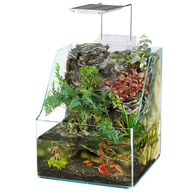 Penn Plax Planting Aquarium Tank, 2.65 Gallon - Carousel image #1