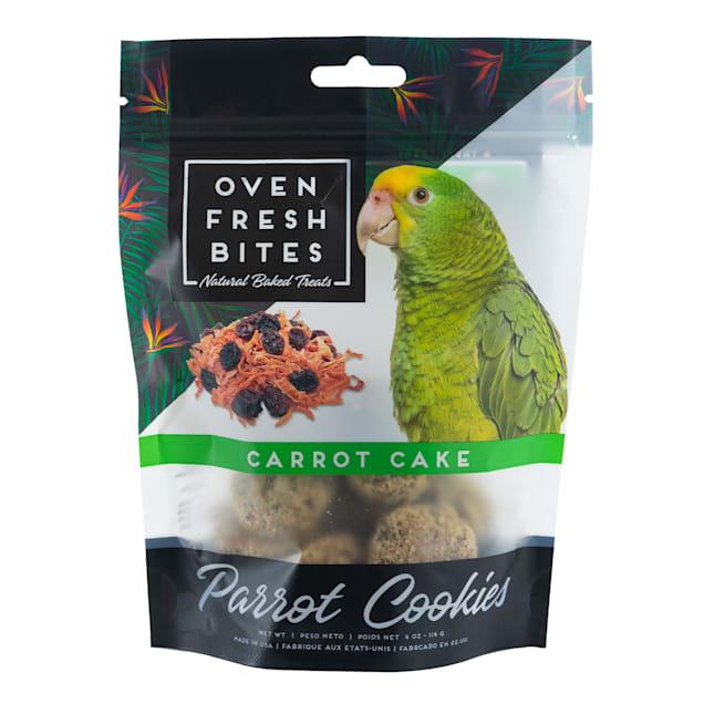 Oven Fresh Bites Baked Birdie Munchies Carrot Cake Treats, 4 oz. - Carousel image #1