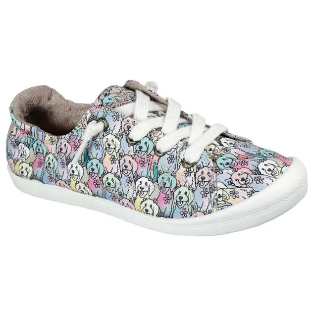 BOBS from Skechers Beach Bingo - Aloha Doodle Shoe, Size 6 - Carousel image #1
