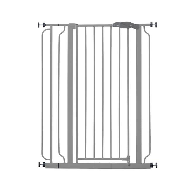 "Regalo Platinum Extra Tall Metal Pet Gate, 2"" L X 36.5"" W X 41"" H - Carousel image #1"