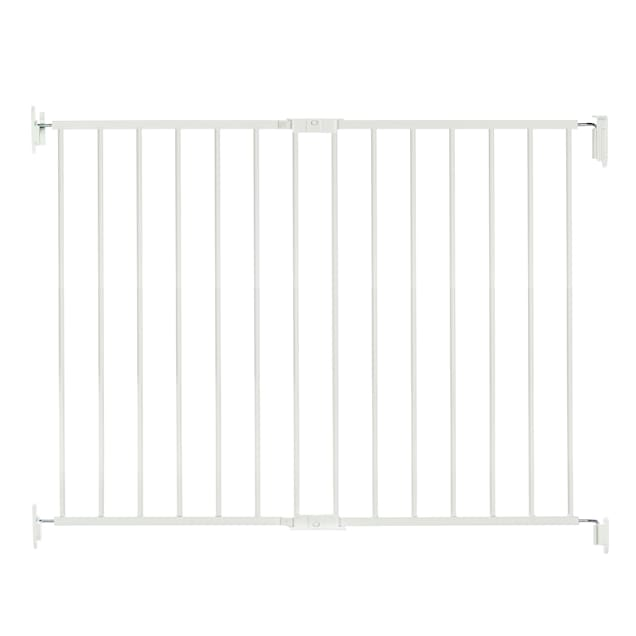 """Regalo Top of Stairs Metal Pet Gate, 2"""" L X 40.5"""" W X 28.75"""" H - Carousel image #1"""