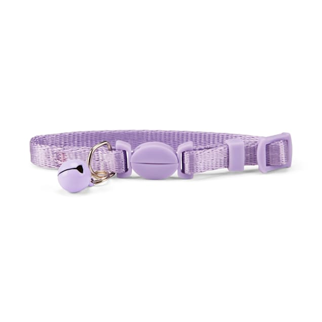 YOULY The Classic Lavender Breakaway Kitten Collar - Carousel image #1