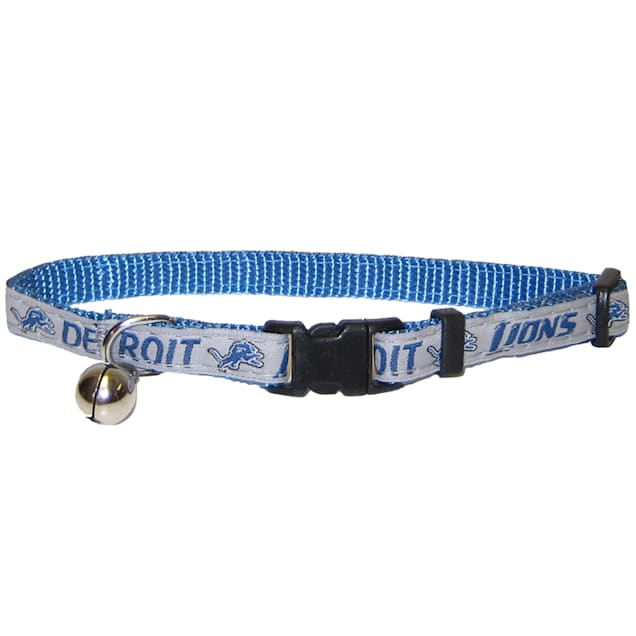 Pets First Detroit Lions Cat Collar - Carousel image #1
