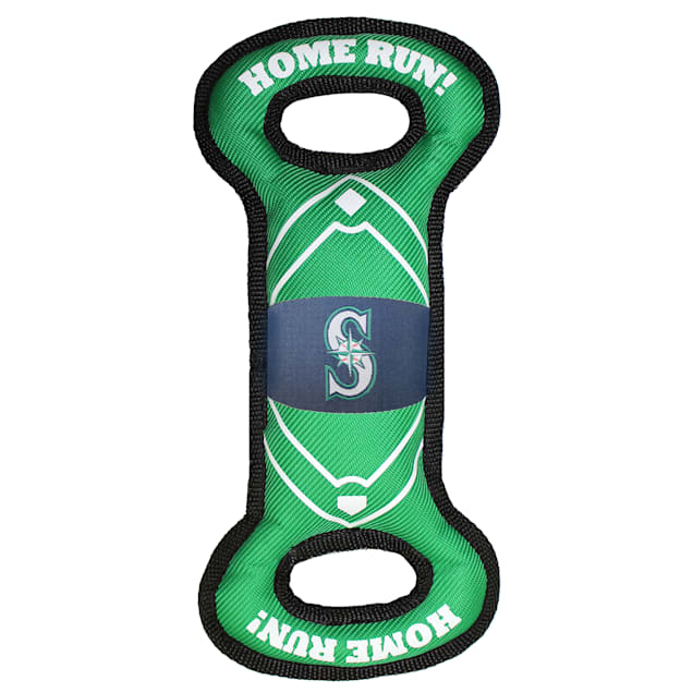 Pets First Seattle Mariners Nylon Field Dog Toy - Carousel image #1