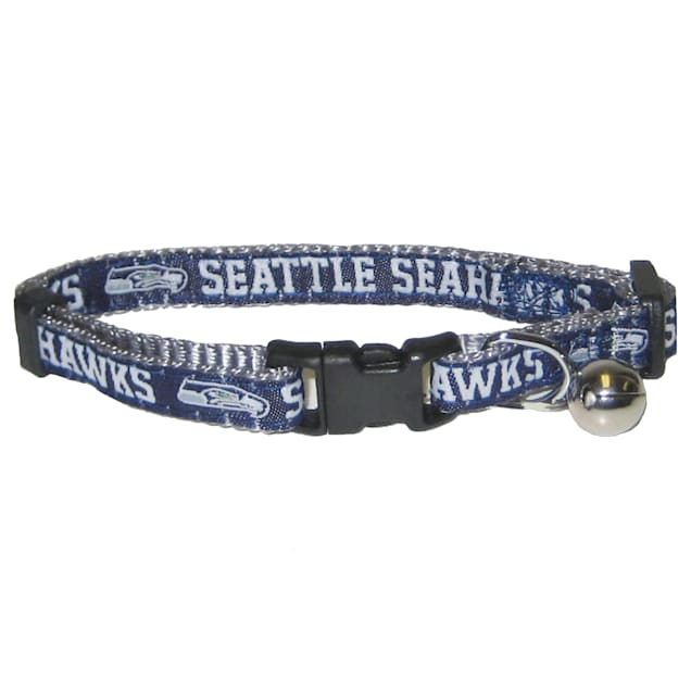 Pets First Seattle Seahawks Cat Collar - Carousel image #1