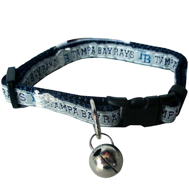 Pets First Tampa Bay Rays Cat Collar - Carousel image #1