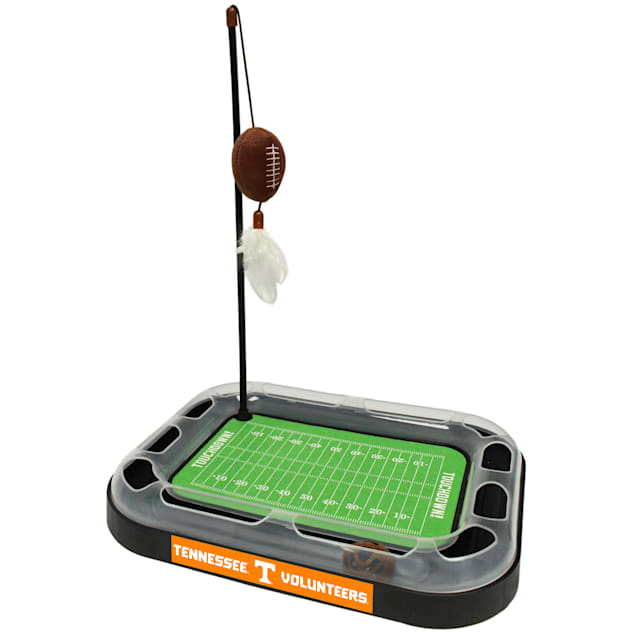 Pets First Tennessee Football Cat Scratcher Toy, Large - Carousel image #1