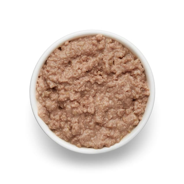The Honest Kitchen Meal Booster: 99% Beef Wet Dog Food, 5.5 oz., Case of 12 - Carousel image #1