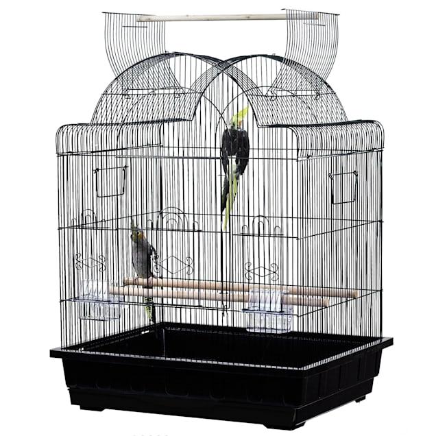 A&E Cage Company Open Play Top Victorian Small Bird Cage - Carousel image #1