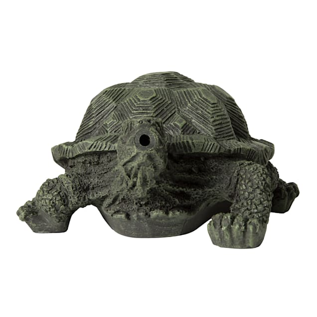 Tetra Pond Turtle Spitter Decoration and Aerator - Carousel image #1