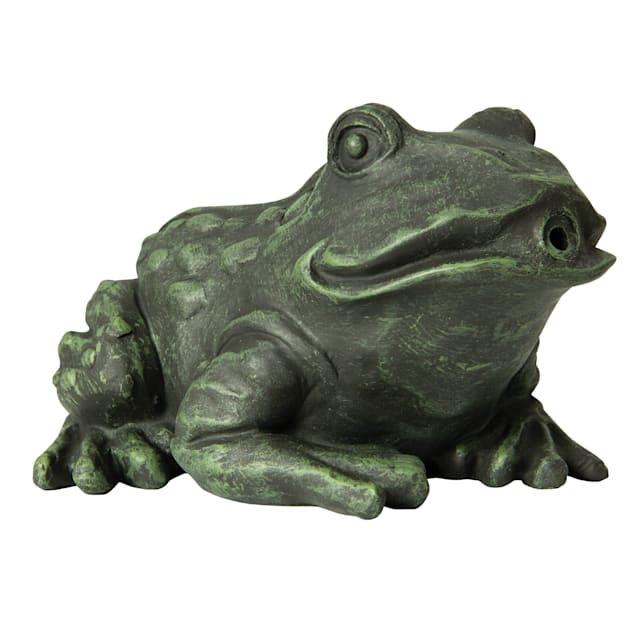Tetra Pond Frog Spitter Filtration Fountain Kit - Carousel image #1