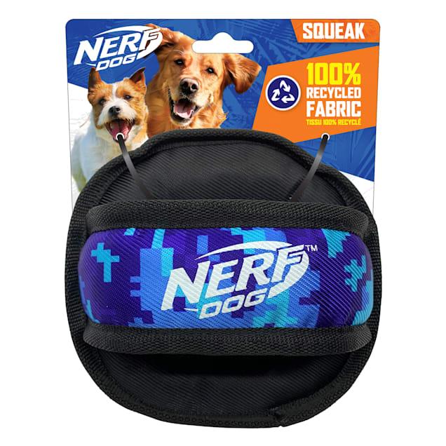 Nerf Nylon Digital Camo X-Ring Dog Toy, Medium - Carousel image #1