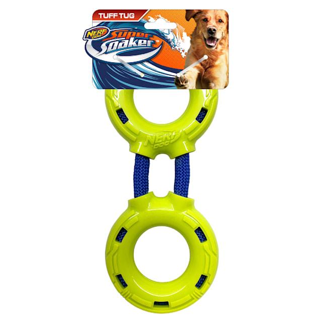 Nerf TPR Rope Infinity Tug Dog Toy, Medium - Carousel image #1