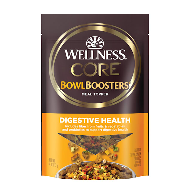 Wellness CORE Bowl Boosters Digestive Health Dog Food Topper, 4 oz. - Carousel image #1