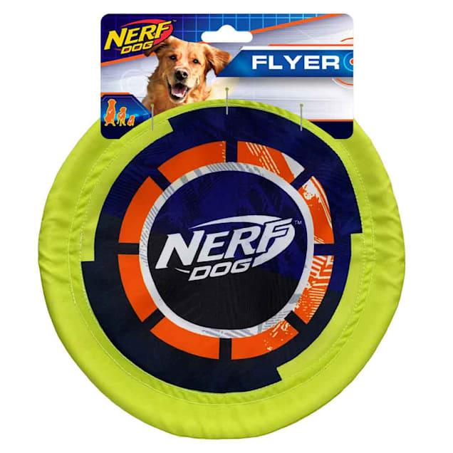 Nerf Nylon Target Disc Dog Toy, Medium - Carousel image #1