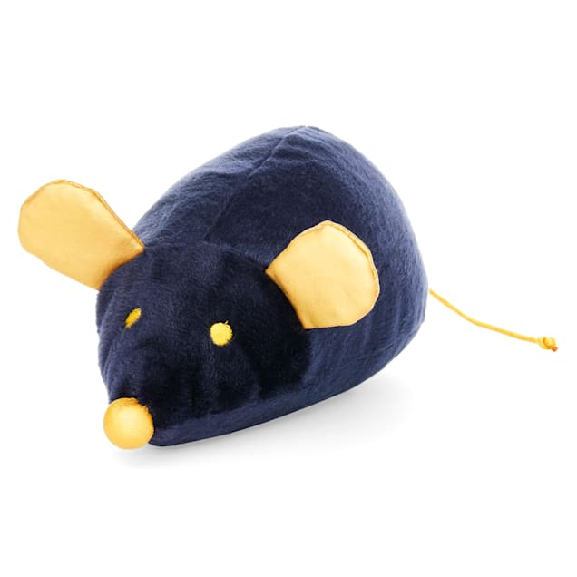 Leaps & Bounds Plush Mouse Cat Toy - Carousel image #1