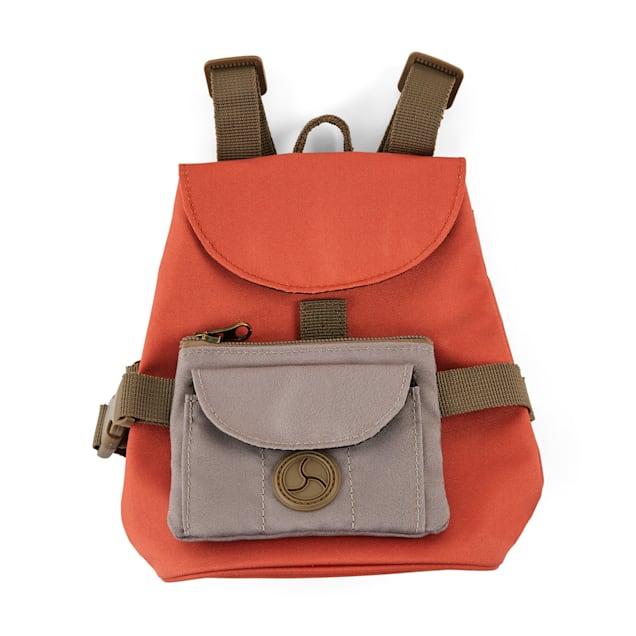 YOULY The Trailblazer Orange Dog Backpack, X-Small/Small - Carousel image #1