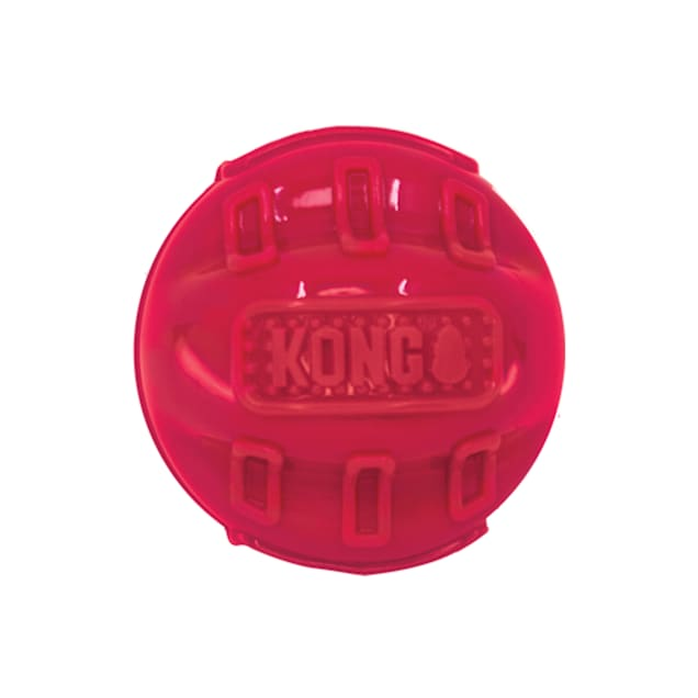 KONG Beezles Ball Assorted Dog Toy, Medium - Carousel image #1