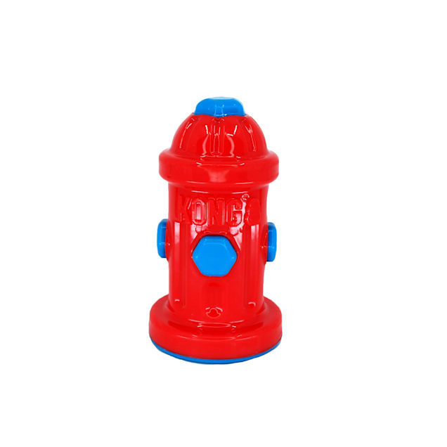 KONG Eon Fire Hydrant Dog Toy, Large - Carousel image #1