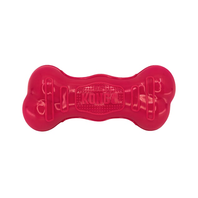 KONG Beezles Bone Assorted Dog Toy, Medium - Carousel image #1
