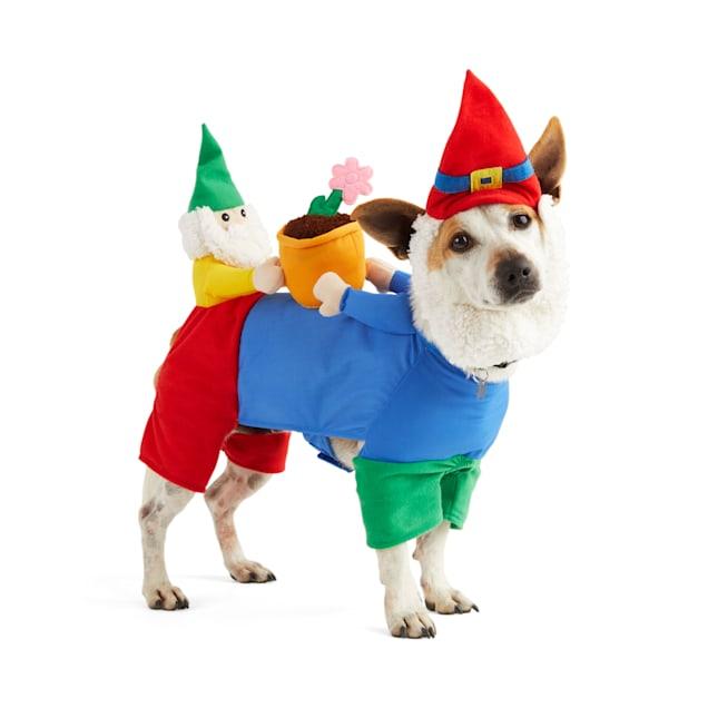 Bootique Gnome Sweet Gnome Dog Illusion Costume, X-Small - Carousel image #1