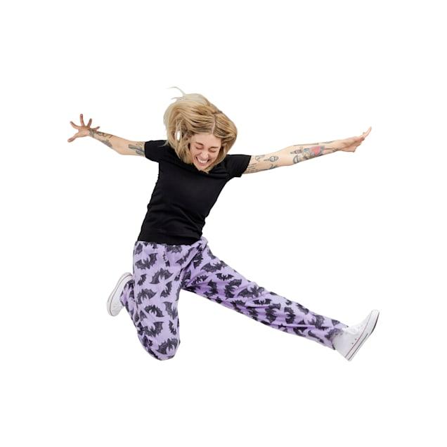 Bootique Bratty Batty Youth Pet Parent Pajamas, Small/Medium - Carousel image #1