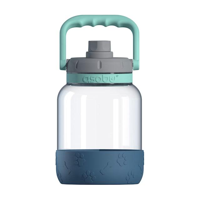 ASOBU Barkley Gray/Blue Bottle + Dog Bowl - Carousel image #1