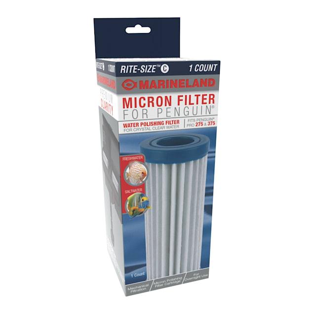 Marineland Micron Filter for Penguin Rite Size C - Carousel image #1