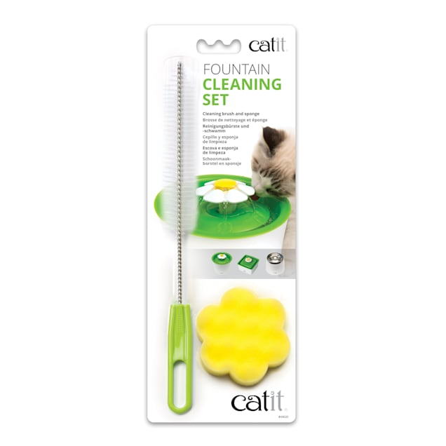 Catit Fountain Cleaning Set - Carousel image #1