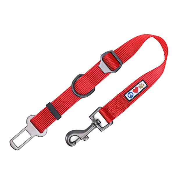 Pawtitas Red Seat Belt Pet Carrier - Carousel image #1