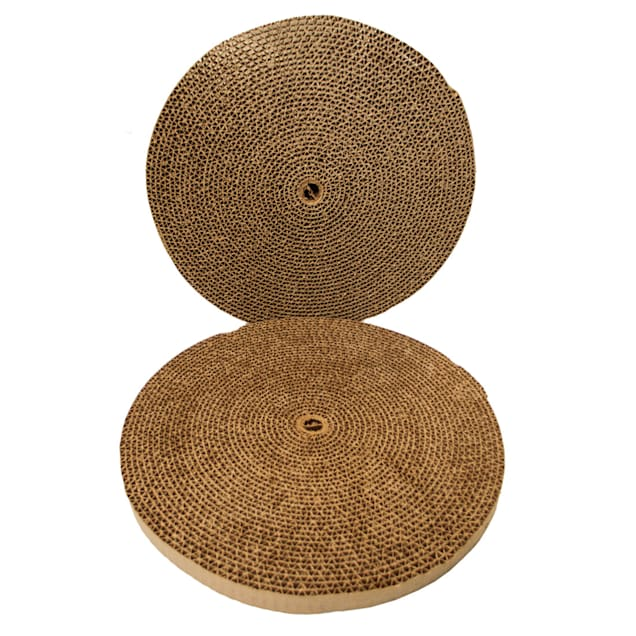 Coastal Pet Products Turbo Replacement Scratch Pad for Cats, Small - Carousel image #1