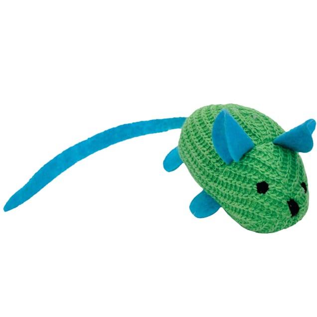 Coastal Pet Products Turbo Random Fun Jingle Mouse Cat Toys, Small - Carousel image #1